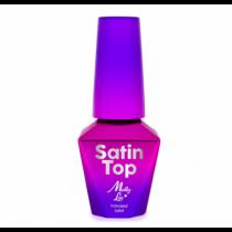 SATIN TOP COAT MOLLY LAC 10ml