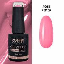 Oja Semipermanenta Roniki Rose Red 07