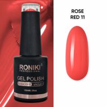 Oja Semipermanenta Roniki Rose Red 11