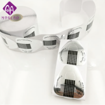 SABLOANE CONSTRUCTIE UNGHII SILVER - 500BUC