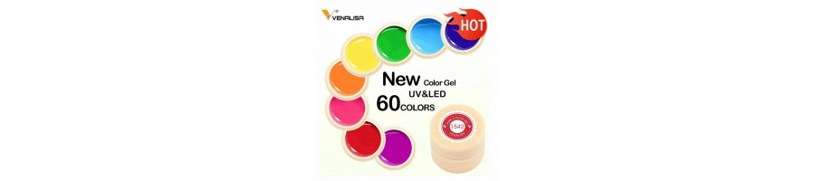 Venalisa Gel Color | NailsUp